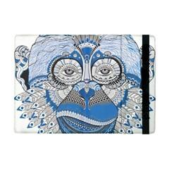 Pattern Monkey New Year S Eve Ipad Mini 2 Flip Cases by Simbadda