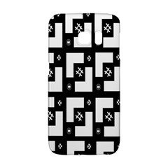 Abstract Pattern Background  Wallpaper In Black And White Shapes, Lines And Swirls Galaxy S6 Edge