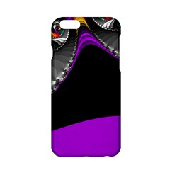 Fractal Background For Scrapbooking Or Other Apple Iphone 6/6s Hardshell Case by Simbadda