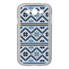 Folklore Samsung Galaxy Grand Duos I9082 Case (white) by Valentinaart