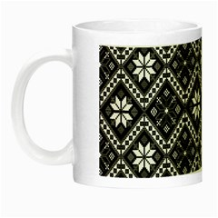 Folklore  Night Luminous Mugs by Valentinaart