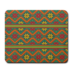 Folklore Large Mousepads by Valentinaart