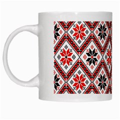 Folklore White Mugs by Valentinaart