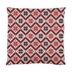 Folklore Standard Cushion Case (one Side) by Valentinaart