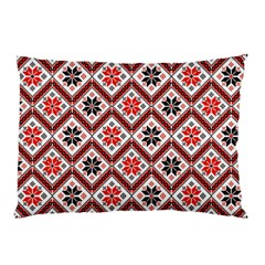 Folklore Pillow Case by Valentinaart