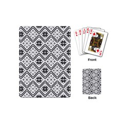 Folklore Playing Cards (mini)  by Valentinaart