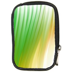 Folded Digitally Painted Abstract Paint Background Texture Compact Camera Cases by Simbadda