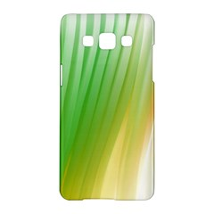 Folded Digitally Painted Abstract Paint Background Texture Samsung Galaxy A5 Hardshell Case