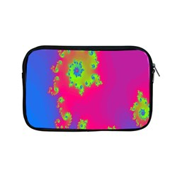 Digital Fractal Spiral Apple Macbook Pro 13  Zipper Case by Simbadda