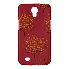 Beautiful Tree Background Pattern Samsung Galaxy Mega 6 3  I9200 Hardshell Case by Simbadda