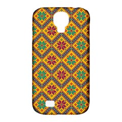 Folklore Samsung Galaxy S4 Classic Hardshell Case (pc+silicone) by Valentinaart
