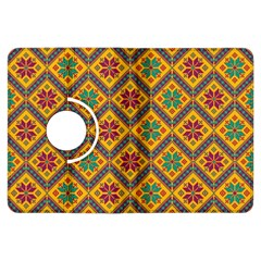Folklore Kindle Fire Hdx Flip 360 Case by Valentinaart