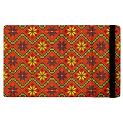 Folklore Apple Ipad 3/4 Flip Case by Valentinaart