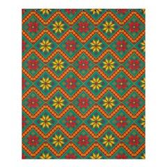 Folklore Shower Curtain 60  X 72  (medium)  by Valentinaart
