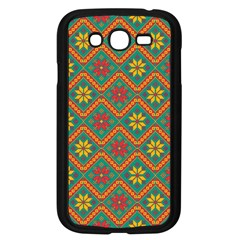 Folklore Samsung Galaxy Grand Duos I9082 Case (black) by Valentinaart