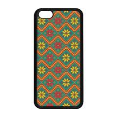Folklore Apple Iphone 5c Seamless Case (black) by Valentinaart