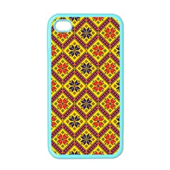 Folklore Apple Iphone 4 Case (color) by Valentinaart