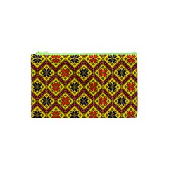 Folklore Cosmetic Bag (xs) by Valentinaart