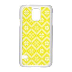 Folklore Samsung Galaxy S5 Case (white) by Valentinaart