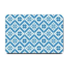 Folklore Small Doormat  by Valentinaart