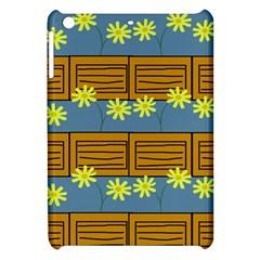 Yellow Flower Floral Sunflower Apple Ipad Mini Hardshell Case by Alisyart