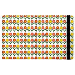 Flowers Apple Ipad 3/4 Flip Case by Valentinaart