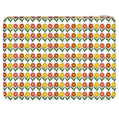 Flowers Samsung Galaxy Tab 7  P1000 Flip Case by Valentinaart