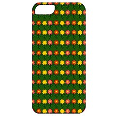 Flowers Apple Iphone 5 Classic Hardshell Case by Valentinaart