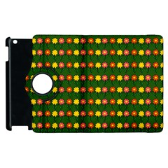 Flowers Apple Ipad 3/4 Flip 360 Case by Valentinaart