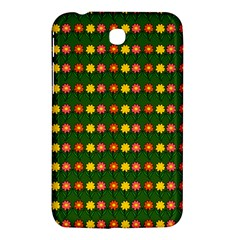 Flowers Samsung Galaxy Tab 3 (7 ) P3200 Hardshell Case  by Valentinaart