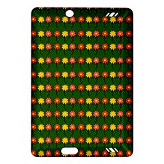 Flowers Amazon Kindle Fire Hd (2013) Hardshell Case by Valentinaart