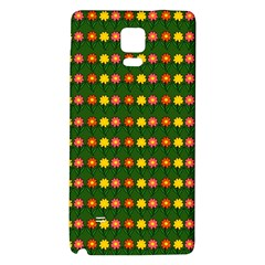 Flowers Galaxy Note 4 Back Case by Valentinaart