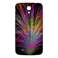 Fractal In Many Different Colours Samsung Galaxy Mega I9200 Hardshell Back Case by Simbadda