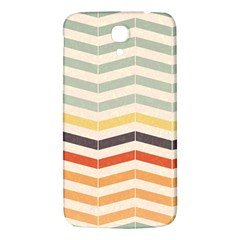 Abstract Vintage Lines Samsung Galaxy Mega I9200 Hardshell Back Case by Simbadda