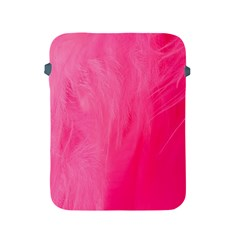 Very Pink Feather Apple Ipad 2/3/4 Protective Soft Cases by Simbadda