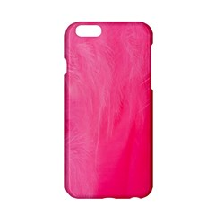 Very Pink Feather Apple Iphone 6/6s Hardshell Case by Simbadda