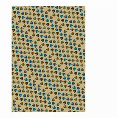 Abstract Seamless Pattern Small Garden Flag (two Sides) by Simbadda