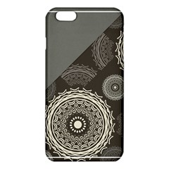 Abstract Mandala Background Pattern Iphone 6 Plus/6s Plus Tpu Case