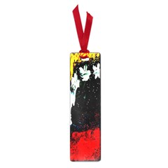 Grunge Abstract In Dark Small Book Marks by Simbadda