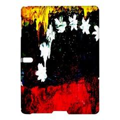 Grunge Abstract In Dark Samsung Galaxy Tab S (10 5 ) Hardshell Case  by Simbadda