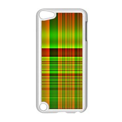 Multicoloured Background Pattern Apple Ipod Touch 5 Case (white) by Simbadda