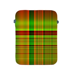 Multicoloured Background Pattern Apple Ipad 2/3/4 Protective Soft Cases by Simbadda