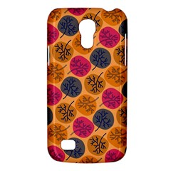 Colorful Trees Background Pattern Galaxy S4 Mini by Simbadda