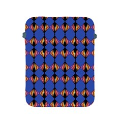 Abstract Lines Seamless Pattern Apple Ipad 2/3/4 Protective Soft Cases by Simbadda