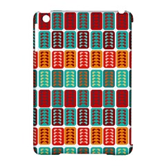 Bricks Abstract Seamless Pattern Apple Ipad Mini Hardshell Case (compatible With Smart Cover) by Simbadda