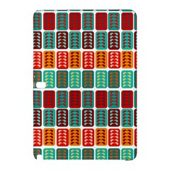 Bricks Abstract Seamless Pattern Samsung Galaxy Tab Pro 10 1 Hardshell Case by Simbadda
