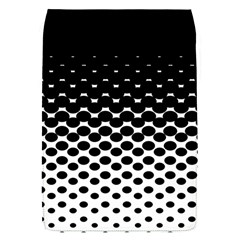 Halftone Gradient Pattern Flap Covers (s)  by Simbadda