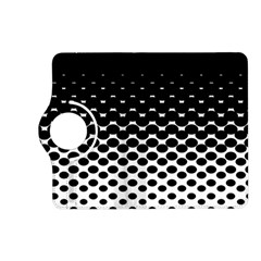 Halftone Gradient Pattern Kindle Fire Hd (2013) Flip 360 Case by Simbadda