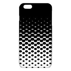 Halftone Gradient Pattern Iphone 6 Plus/6s Plus Tpu Case