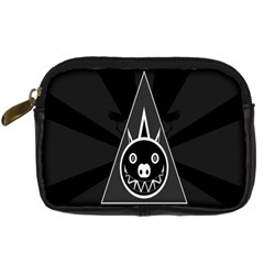 Abstract Pigs Triangle Digital Camera Cases by Simbadda